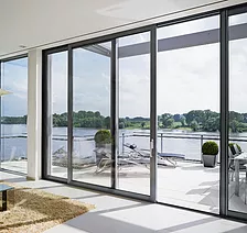 Sliding Doors by Surbiton Glass