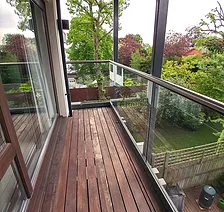 Balustrades by Surbiton Glass