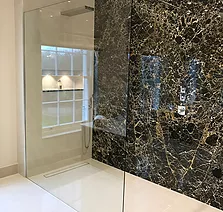 Bathrooms by Surbiton Glass