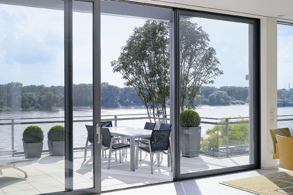 Patio Doors by Surbiton Glass