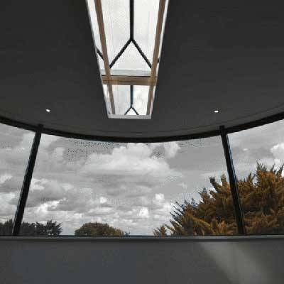 Architectural Structures by Surbiton Glass