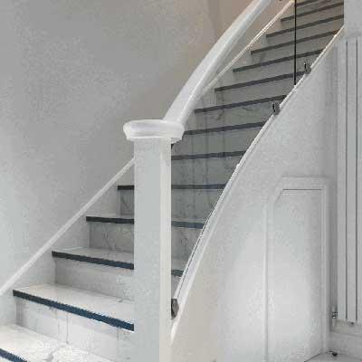 Balustrades by Surbiton Glass