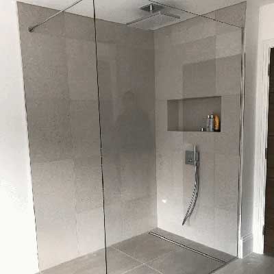 Shower Screens by Surbiton Glass