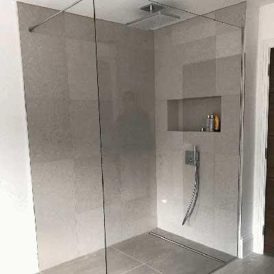 Shower Screens by Surbiton Glass