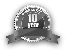 10 Year Guarantee with Surbiton Glass