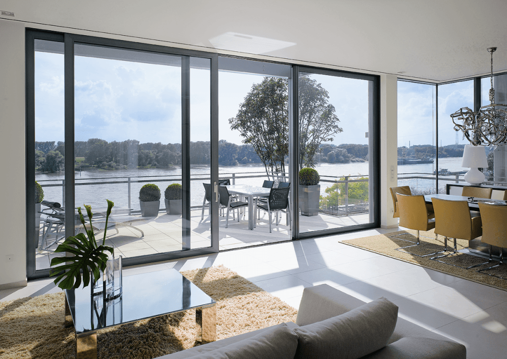 Open Up Your Living Space with Sliding Doors